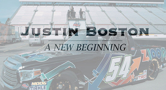 Justin Boston | A New Beginning