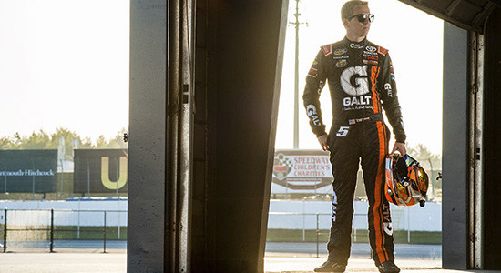 Dalton Sargant: Welcome to NASCAR