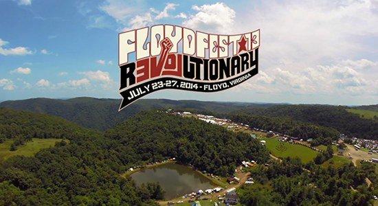 Floyd Fest 2014 Official Recap