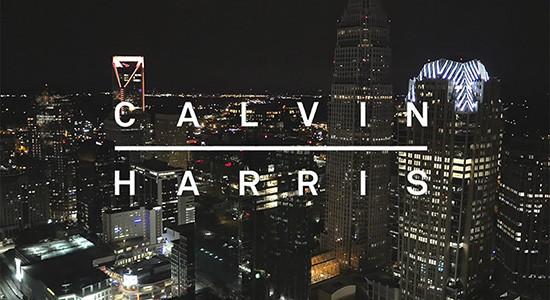 Calvin Harris: Charlotte, NC