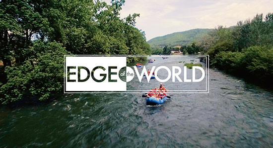 Edge of the World: A White Water Rafting Adventure