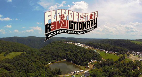 Floyd Fest 2014 Official Recap