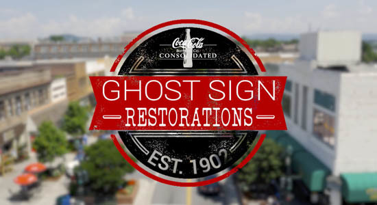 Ghost Sign Restorations – Hendersonville