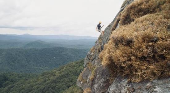 Rock Climbing Teaser: Instagram