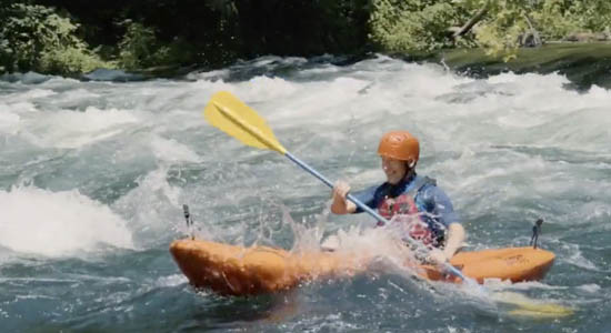 Whitewater 30 Second : Instagram