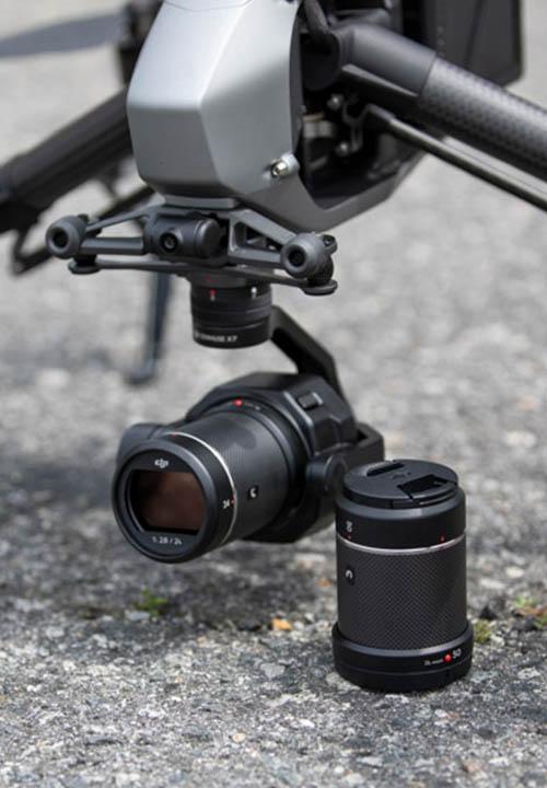 nowsay drone dji inspire 2 x7 camera system